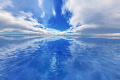 素材ナンバー 1172265 : 「空と海 J」