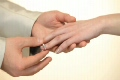 素材ナンバー 1342598 : 「指輪の交換」