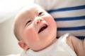 素材ナンバー 1507893 : 「赤ちゃん笑う」